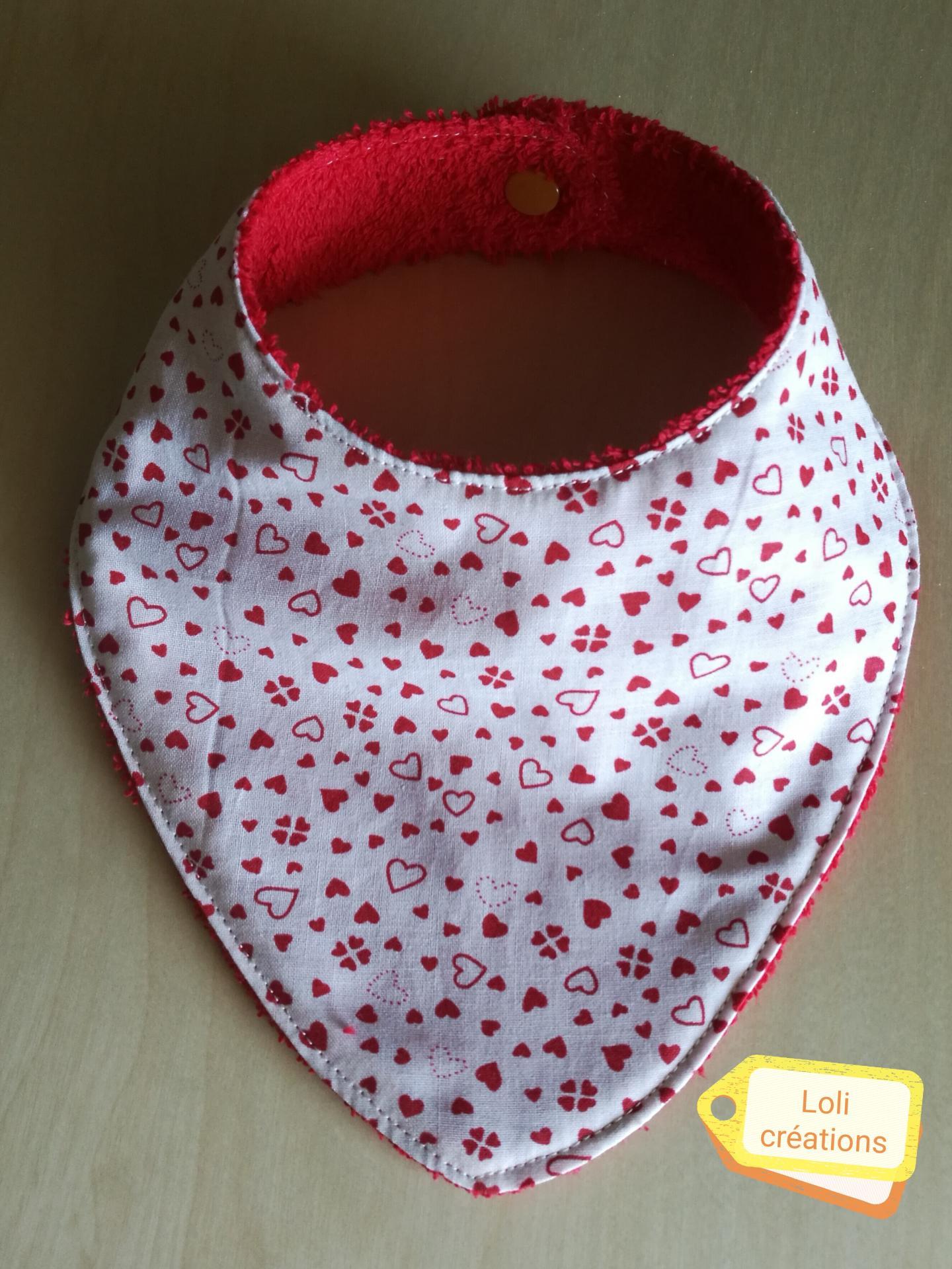 Tuto Tapis D Éveil Nomade réalisation d'un bavoir bandana pour être à la mode bébé